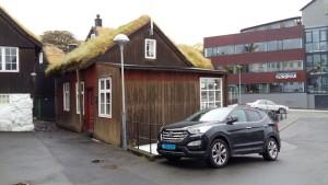 Aðsetur ambassadors Íslands.